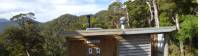 Composting toilets with a view |  <i>Janet Oldham</i>