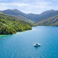 The tranquil waters of Endeavor Inlet | MarlboroughNZ