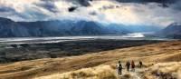 Hiking in the Two Thumb Range and Mackenzie Basin | Angela Sexton