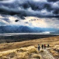 Hiking in the Two Thumb Range and Mackenzie Basin   Angela Sexton