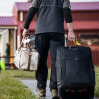 We'll take care of your Luggage |  <i>Lachlan Gardiner</i>
