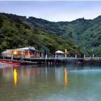Sundown in Punga Cove | Chris McLennan Tourism NZ (TNZ)