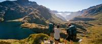 Taking in the views along the Routeburn Track | Stewart Nimmo
