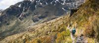 An awesome hike up the Greenstone Valley then up to Harris Saddle | Sholto Douglas