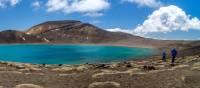 The beautiful blue lakes of the Tongariro National Park | Anton Lammert