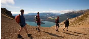 Hiking above Lake Rotoiti in the Nelson Lakes National Park | Nick Groves
